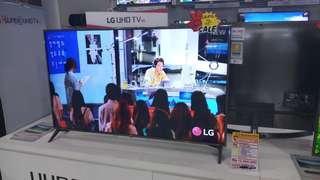 kredit Tv Led 55 inch LG smart tv