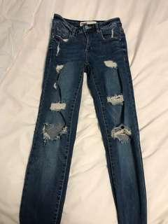 Garage Jeggings/Jeans