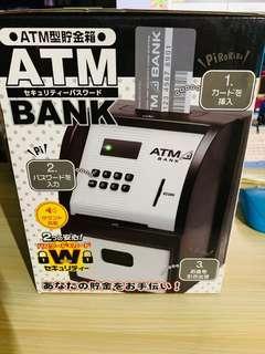 電子玩具 ATM 儲錢箱 黑色 🇯🇵日本直送空運景品🇯🇵