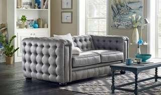 Leather sofa from England