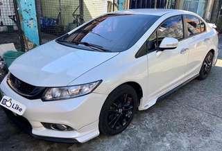 Honda Civic 2014 Modulo version