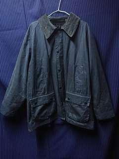🚚 Vintage Barbour油布外套