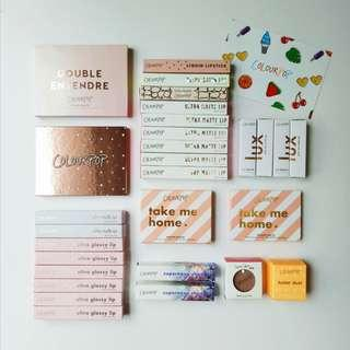 [PRICE REDUCED] READY STOCK COLOURPOP