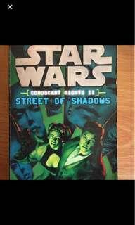 Star Wars Street of Shadows book