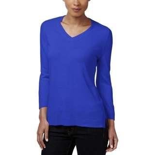 Blue Korean Thick women jacket