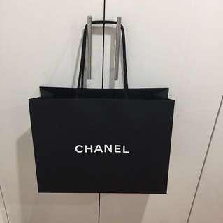 CHANEL Shopping Bag - large