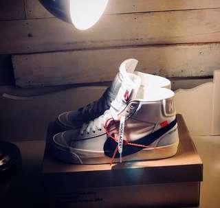 Nike x Off white Blazer Mid OG