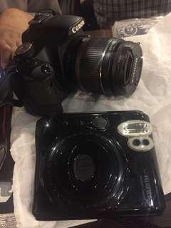 Canon slr 500d fullset