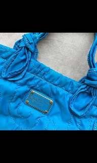 Marc By Marc Jacobs Bag ( Blue Colour ) A4 size 90% new
