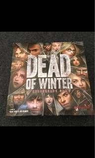 [PO] Dead of Winter Board game
