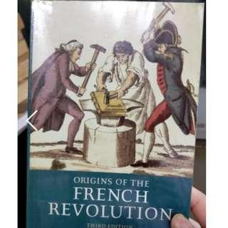 🚚 Origins of the French Revolution by William Doyle