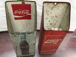 那些年可樂飲罐一對