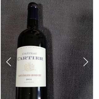 Chateau Cartier Saint-Emilion Grand Cru 2014