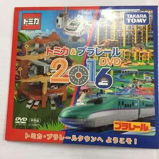 dvd - tomy car catalogue