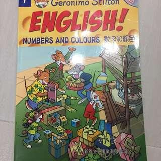 book - bilingual book with cd