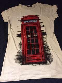 Tshirt london