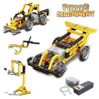 Brick block power machinery
