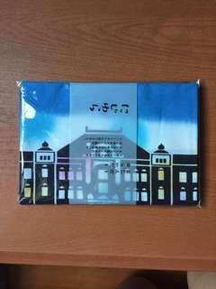 Tokyo Station Marunouchi Building Handkerchief