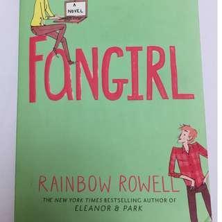 book - fangirl