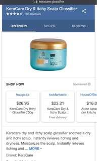 Keracare - for dry and itch scalp