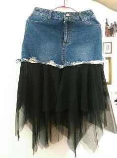 🚚 韓國弘大小店帶回紗裙