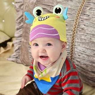 Baby cute hat