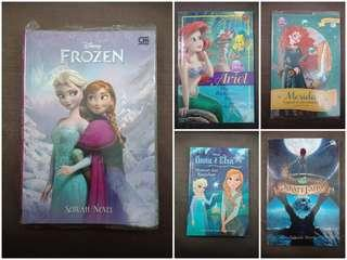 Buku Anak Film Disney