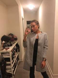 COS Grey Coat