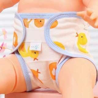 4pcs baby diaper pants