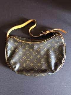 Authentic Louis Vuitton Croissant