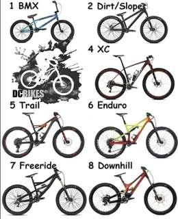 🌟 Dcpremiumbikes Bicycle Trade / Buy In Program