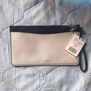Mango Pouch Bag with Handle