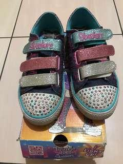 Twinkle Toes by Skechers Authentic