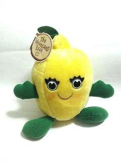 Yellow Lemon Plush Toy