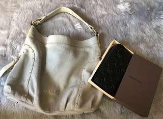 Bundle 8: Original Sisley and Louis Vuitton wallet