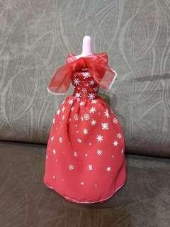 Barbie Red Dress