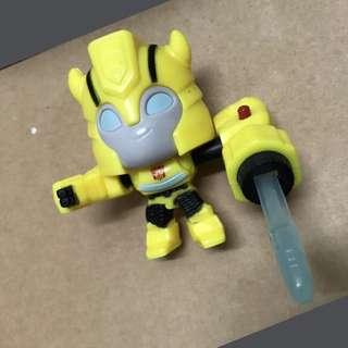 Mcd Toy Transformers Bumblebee