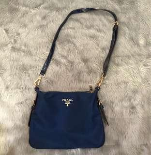 Prada BT0706 Sling Bag