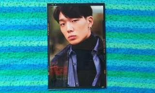 BOBBY PHOTOFILM from iKON Album Return Black Version
