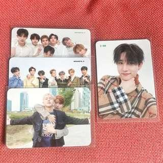[wts] monsta x photocards