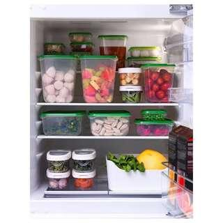 Pruta food container ikea
