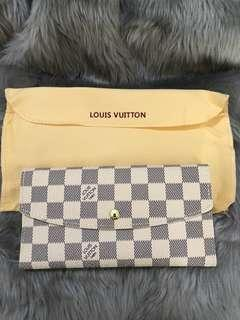 Louis Vuitton Azur Wallet