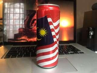 Coca Cola Malaysia Day Special can