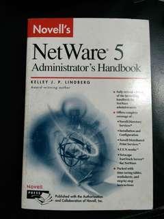 免費Novell's Netware 5 administrator's handbook (free)