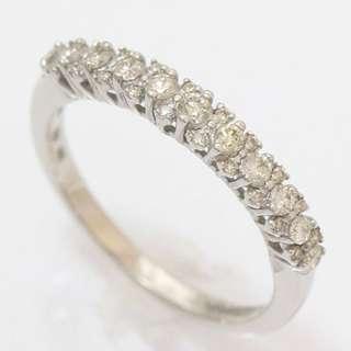 0.25 cts - 18k Diamond Ring