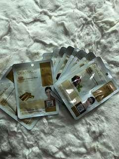 Gold and Snail Collagen Essence Mask