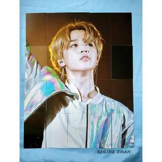 BTS JIMIN EXHIBITION TRADING CARD BY ILIKEIT JM