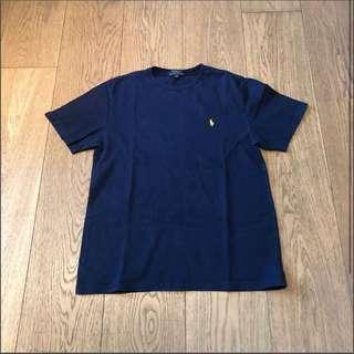 Polo Ralph Lauren navy blue tshirtx2
