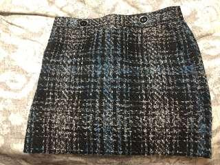 Anne Taylor loft wool skirt