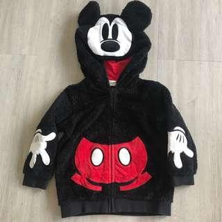 H&M Mickey Winter Jacket